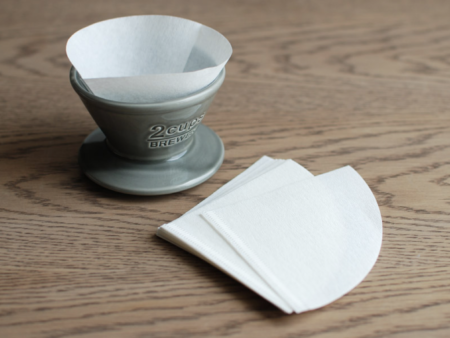 Cotton Paper Filter (2cups)